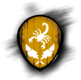 The Shaddy Scorpion sigil